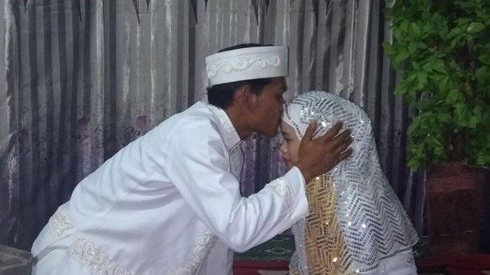 Menikah, Warga Natuna Tunda Resepsi karena Rumah Dekat Lokasi Karantina