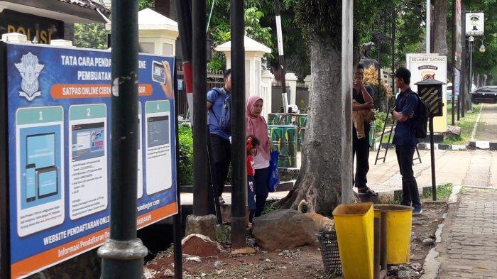Pengamanan di Mapolres Bogor Diperketat, Wartawan Tak Boleh Foto Pintu Masuk
