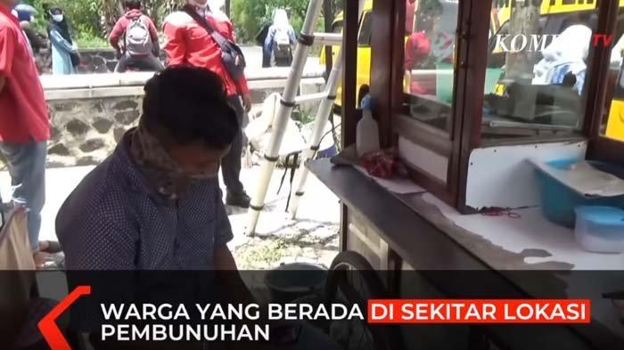 UPDATE 2 Saksi Kunci Pembunuhan Tuti dan Amalia Kembali Diperiksa, Pedagang Dicecar Polisi soal Ini