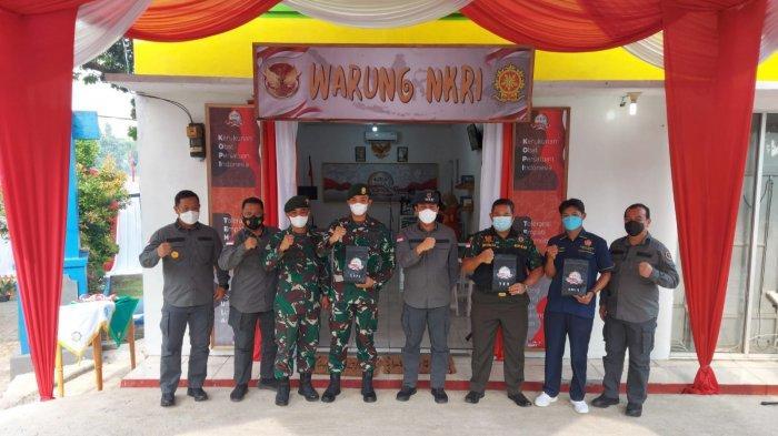 Warung NKRI Kedua Diluncurkan di Bogor, Nasionalisme dan Kebangsaan Digelorakan