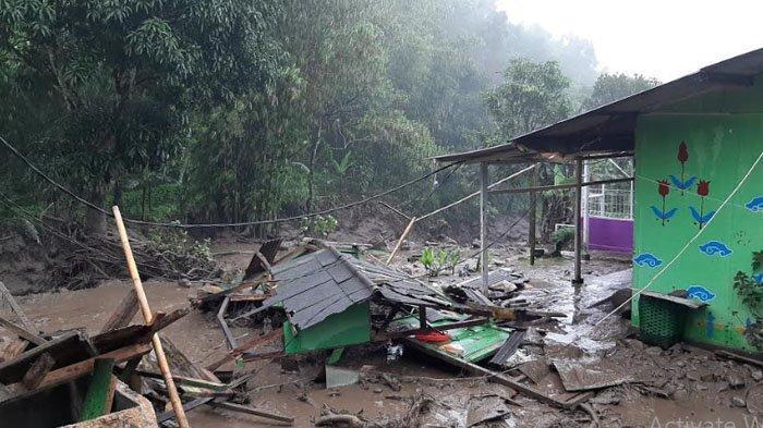 Dampak Banjir Bandang di Puncak Bogor, 400 Warga Dievakuasi hingga Rumah yang Hilang
