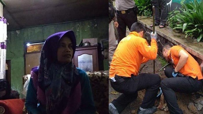 Firasat sang Ibu Sebelum Polisi Ungkap Kasus Mayat Siswi SMP di Gorong-gorong: Saya Nangis