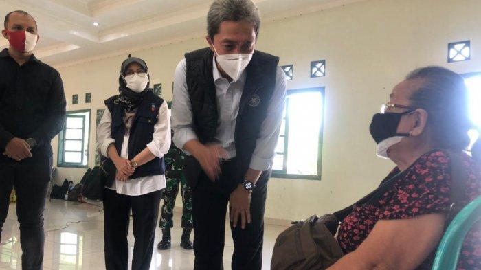 Sudah 28 Ribu Penyuntikan, Korem dan Pemkot Terus Ajak Masyarakat Untuk Vaksin