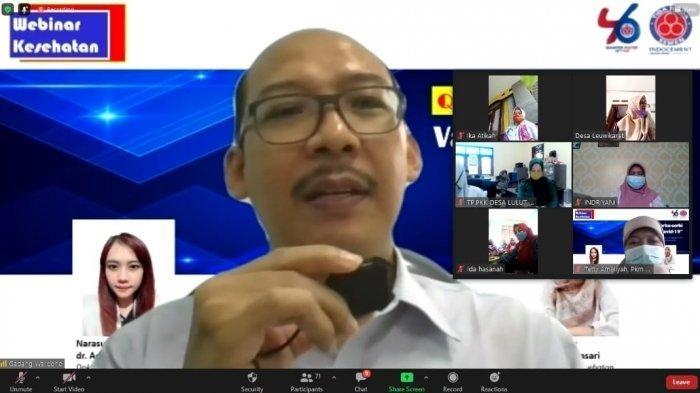 Indocement Berikan Pelatihan Kepada 576 Kader Kesehatan di Bogor