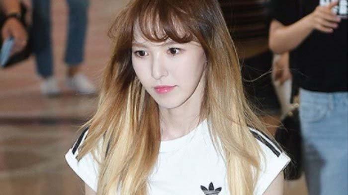Setahun Istirahat karena Cedera, Wendy Red Velvet Curhat