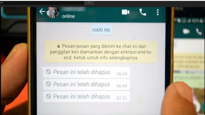 Cara Melihat Chat Doi yang Terlanjur Dihapus di WhatsApp, Rahasia Bisa Terungkap