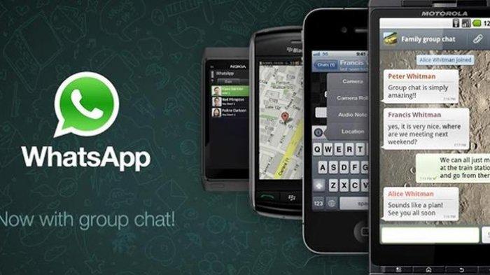 Ini Deretan Ponsel yang Tidak Bisa Menggunakan Aplikasi WhatsApp Mulai 1 Februari 2020
