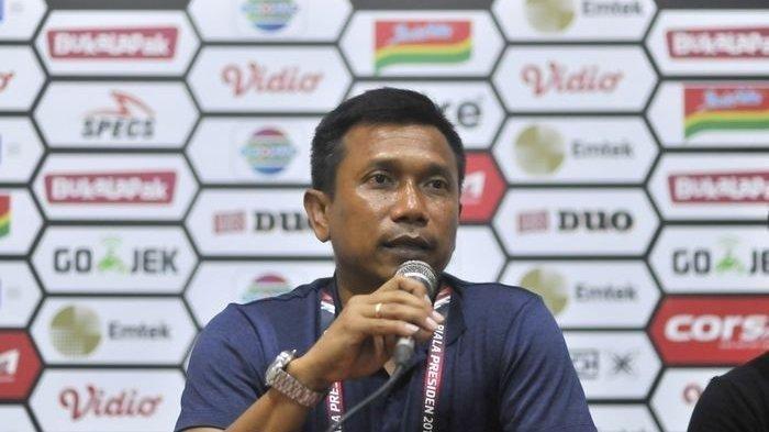 Bakal Hadapi Persija Jakarta, Pelatih Persita Siapkan Taktik Jitu untuk Antisipasi Strategi Lawan