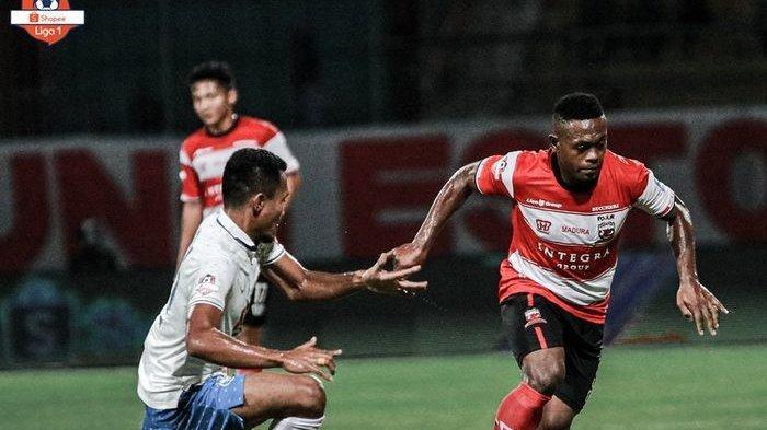 Hadapi PS Tira Persikabo, Rahmad Darmawan Harapkan Pemain Madura United Bermain Lepas