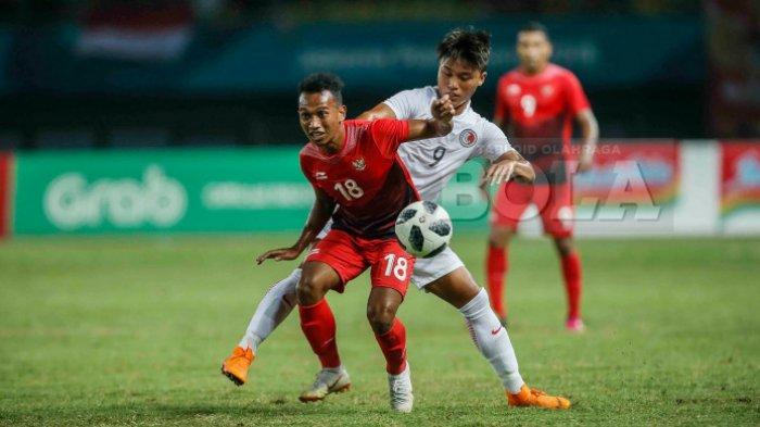 Hanif Abdurrauf Tutup Kemenangan Timnas U-23 Indonesia saat Kontra Hong Kong, Skor 3-1