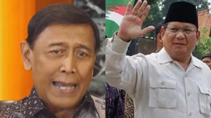 Respon Wiranto Ditanya Pesan yang Ingin Disampaikan Bila Bertemu Prabowo, Aiman Sampai Tanya 2 Kali