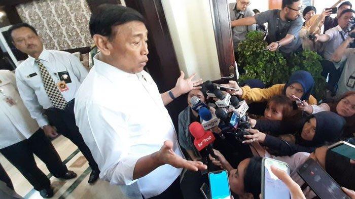 Wiranto Sebut Demonstrasi Mahasiwa Diambil Alih Perusuh untuk Gagalkan Pelantikan Jokowi