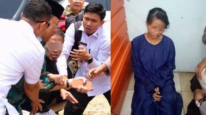 Cerita Kerabat Pelaku Penusukan Wiranto, Ternyata FD Punya Hobi Memanah : Emang Anaknya Masih Labil