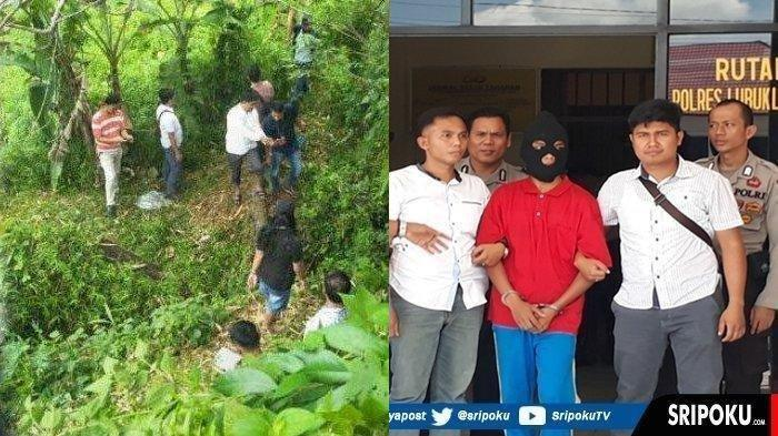 Terduga Pembunuh Siswi SMP Mengaku Dendam Sering Diejek, Jemput Korban di Rumahnya dan Kejar-kejaran