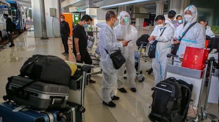 153 WN China Tiba di Indonesia Lewat Bandara Soekarno-Hatta, Ini Penjelasan Imigrasi