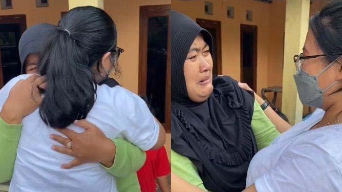 Seorang pengguna TikTok membagikan kisah harunya saat bertemu dengan mantan Asisten Rumah Tangga (ART)