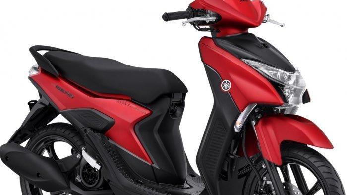 Yamaha Gear 125 Resmi Mengaspal, Desain Terbaru dengan Tampilan Tangguh dan Sporty