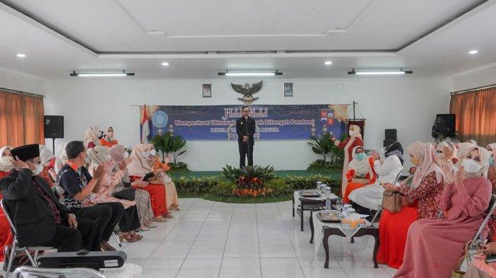 Halal Bihalal TP PKK Kota Bogor, Bima Arya Ingatkan Perbedaan