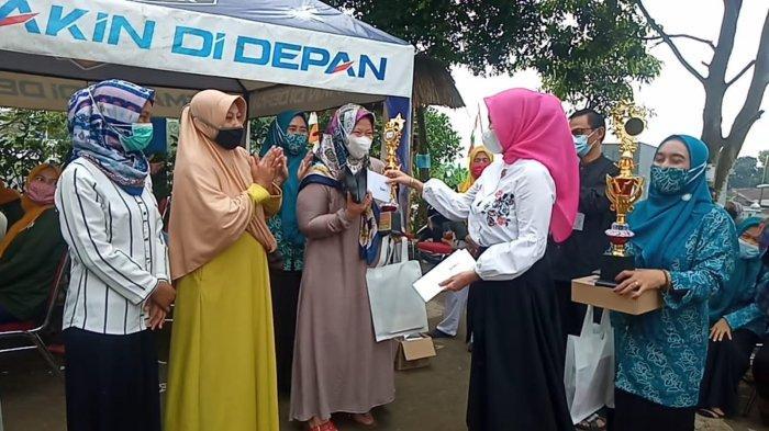 Melongok Kampung Tempe di Kelurahan Bojongkerja, Yantie Rachim Terpesona Lihat Kreasi Olahan Tempe