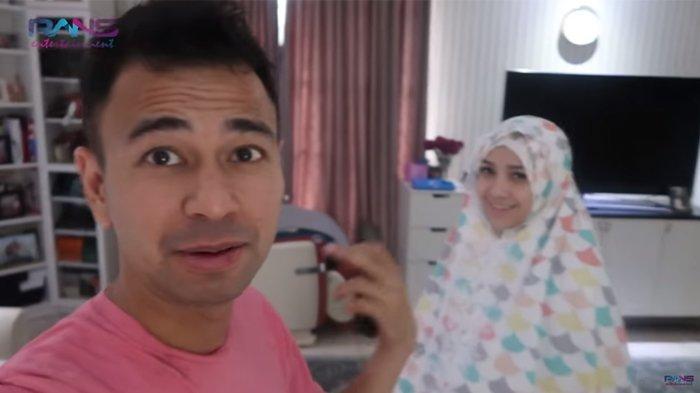 Raffi Ahmad Bangga Istrinya Lakukan Ibadah Ini di Pagi Hari, Puji Kecantikan Nagita Setinggi Langit!