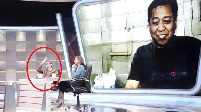 Tak Tayang di TV, Yasonna Laoly Tepuk Jidat Saat Novanto Bilang Ikhlas Ditahan di Lapas Sukamiskin
