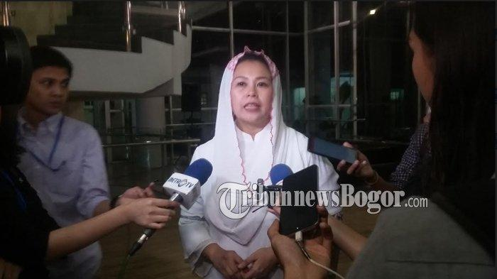 Prabowo Tolak Hasil Pilpres, Yenny Wahid : Tidak Logis