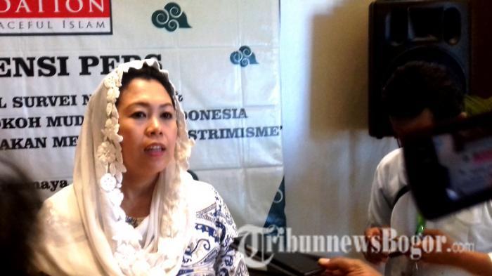 Dianggap Melempem dalam Debat Pertama Pilpres 2019, Yenny Wahid Sebut Ma'ruf Amin Masih Pemanasan