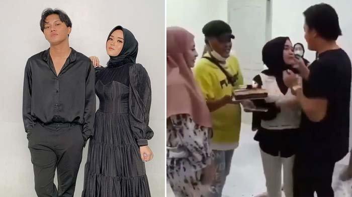 Akur Sama Sule, Nathalie Holscher Dicuekin Putri Delina saat Ultah, Sikap Rizky Febian Tuai Sorotan