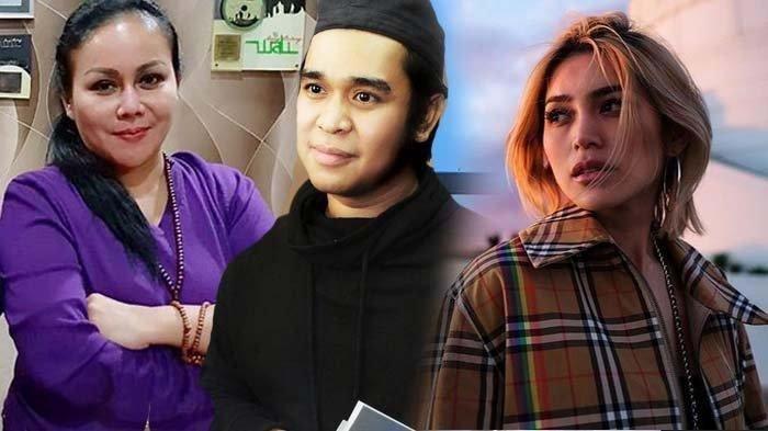 Jessica Iskandar Rayakan Hari Ulang Tahun Olga Syahputra, Mak Vera Ingat Ucapan Menohok Almarhum