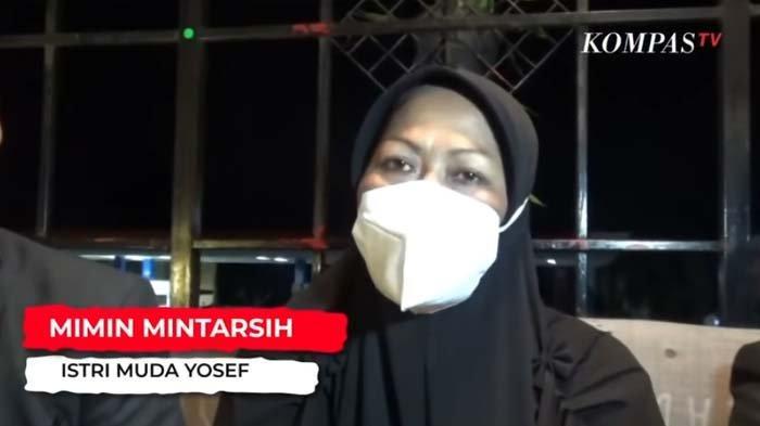Istri Muda Sumpah Tak Terlibat Pembunuhan Tuti, Mimin Blak-blakan soal Yayasan Yosef: Saya Ini Siapa