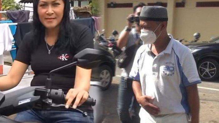 Akhirnya Ngaku Yosef Ternyata Punya Motor NMAX, Tak Sama dengan Milik Istri Muda : di CCTV Biru