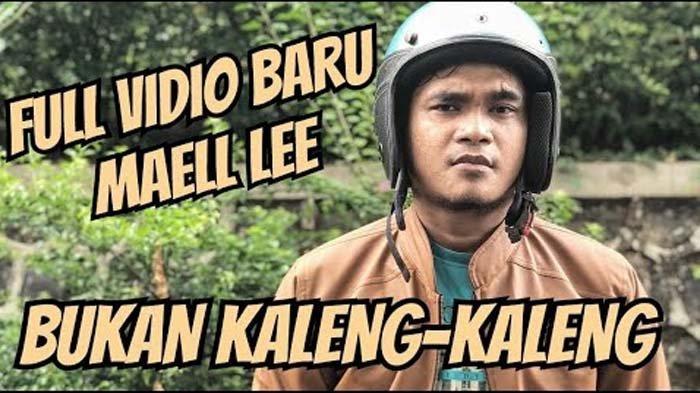 Viral Ucapan Youtuber Maell Lee Bukan Kaleng Kaleng Ini Artinya Menurut Kamus Tribunnews Bogor