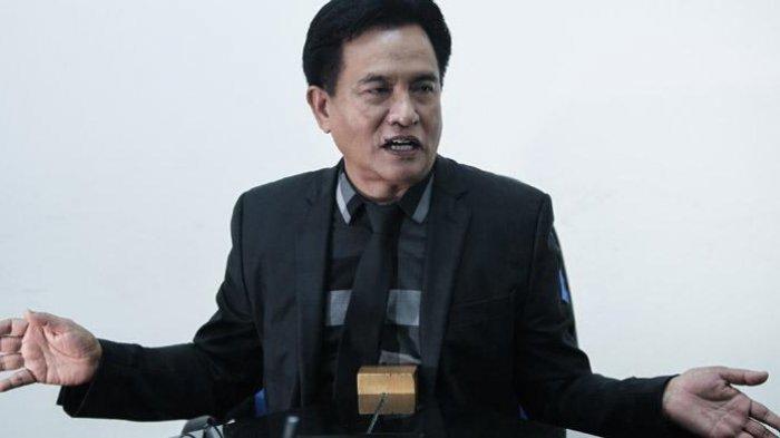Yusril : Hampir Seluru Indonesia Ada Mantan Pengurus HTI yang Gabung ke PBB