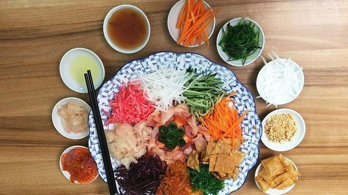 7 Makanan Khas Imlek, Bermakna Kekayaan dan Keberuntungan, Ada Mie Panjang Umur