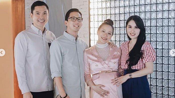 Kirim Hadiah Sampai Satu Lemari untuk Calon Bayi Yuanita Christiani, Sandra Dewi: Onti Gak Sabar Nak