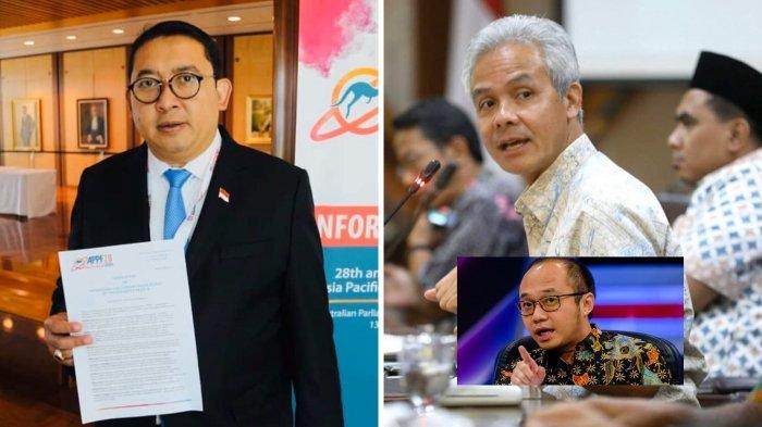 Fadli Zon Kritik Ganjar, Yunarto Wijaya Bereaksi: Bingung Belain 2 Junjungan yang Ngumpet Terus ya?