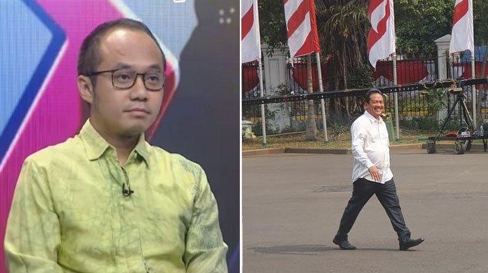 Wahyu Sakti Trenggono Jadi Wakil Menhan Prabowo, Yunarto Wijaya Bereaksi: Merenungnya Pasti Panjang