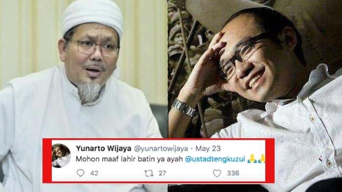 Yunarto Ungkap Respon Tengku Zul soal Minta Maafnya, Aktivis Hukum: Siap-siap Diangkat Jadi Anak Ya