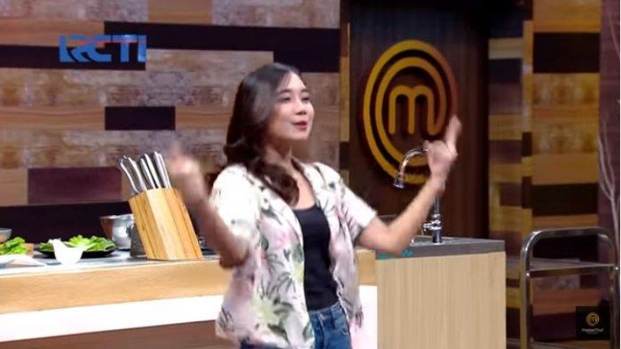 Ikut Masterchef Indonesia, Ini Profil Lengkap Yuri Mantan JKT48, Sering Lolos Pressure Test