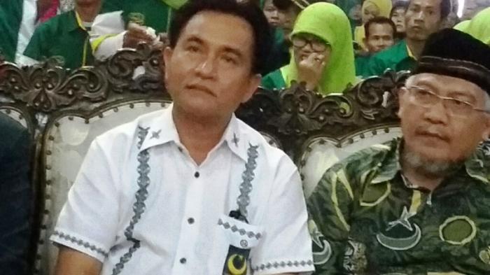 Bawaslu Putuskan Partai Bulan Bintang Jadi Peserta Pemilu 2019, Yusril Siap Melawan Jika KPU Banding