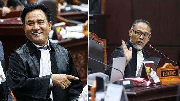 Tim Hukum 02 Tuding Jokowi-Maruf Curang dan Didiskualifikasi, Yusril: Hanya Asumsi, Mudah Dipatahkan