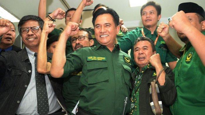 PBB Resmi Mendukung Jokowi-Kiai Maruf di Pilpres 2019