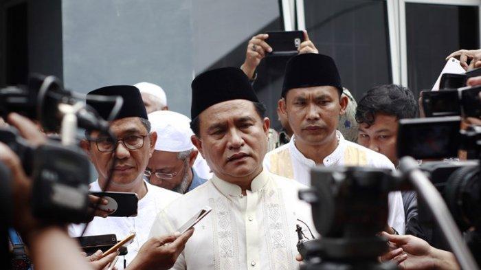 Soal Penusukan Wiranto, Yusril : Ini Serius, Tidak Bisa Dianggap Perbuatan Main-main