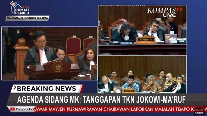 Yusril Bacakan 3 Ayat Al Quran saat Sidang Sengketa Pilpres di MK: Itu Ayat Soal Keadilan