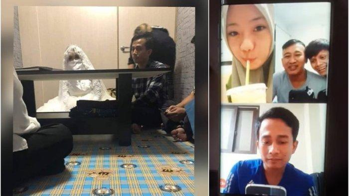 Gagal Menikah, Yusuf Akhirnya Bisa Video Call dengan Gadis yang Fotonya Dicatut : Masya Allah Cantik