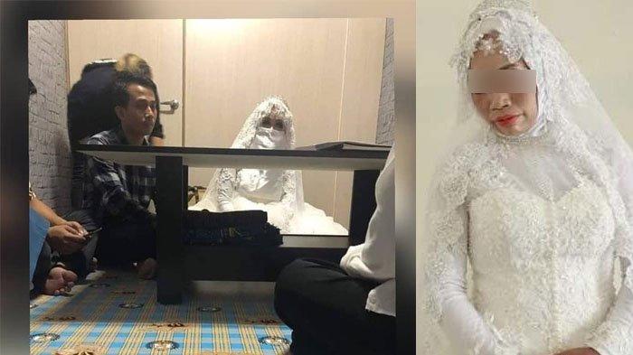 TKI Taiwan yang Tipu Yusuf Menolak Buka Cadar Sebelum Dinikahkan, Perias Ungkap Perilaku Sebenarnya