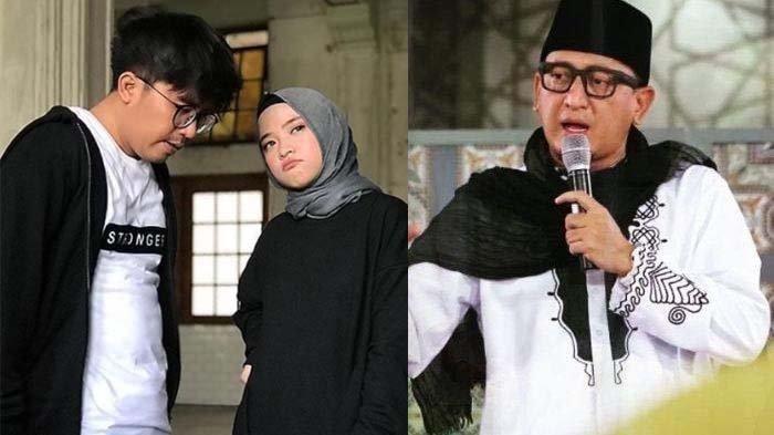 Viral Video Nissa Sabyan Dipanggil Umi oleh Ayus, Ustaz Zacky Mirza Minta Klarifikasi