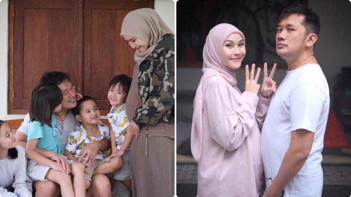 Zaskia Adya Mecca Melahirkan Anak Kelima, Hanung Bramantyo Ungkap Nama Bayinya