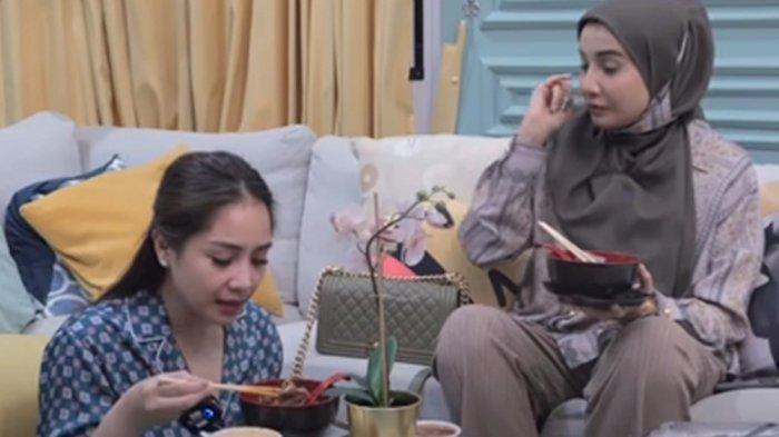 Dinyinyirin karena Ngidam Makan Ini, Zaskia Sungkar Curhat ke Nagita : Seolah Gue Nggak Sayang Anak