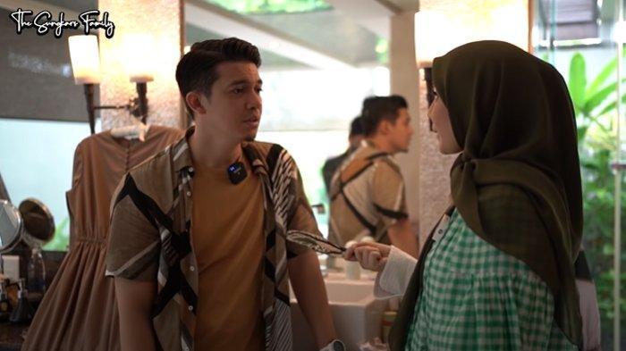 Sibuk Sebelum Pemotretan di Bali, Zaskia Sungkar Diomeli Irwansyah Gegara Ini : Berantakan Banget!